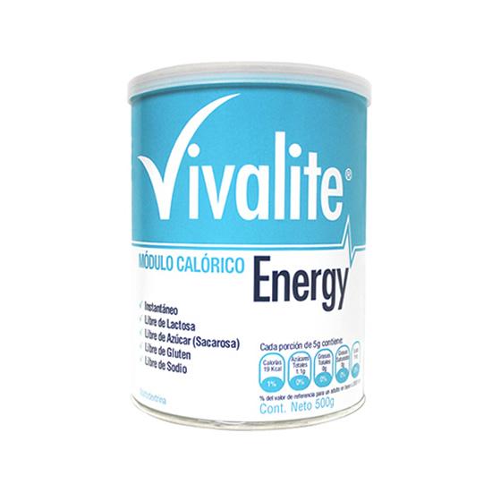 Vivalite Energy - Módulo Calórico - 500g