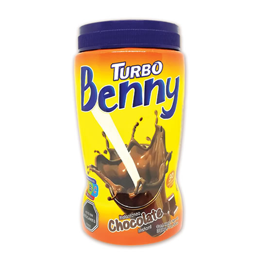 Turbo Benny Canister 300g