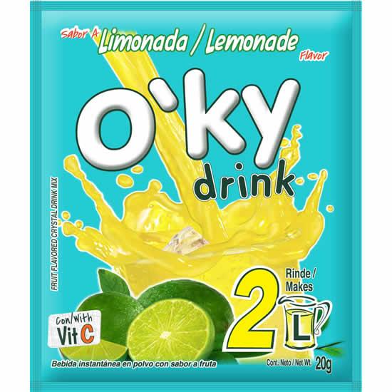 Oky Drink Lemonade