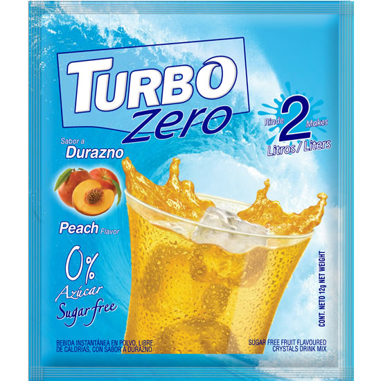 Turbo Zero Durazno