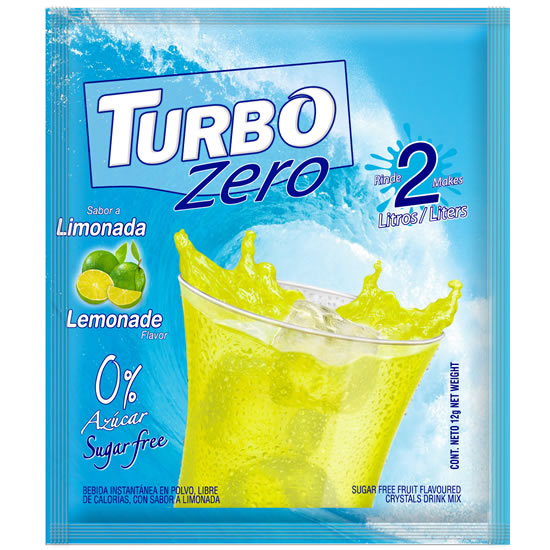 Turbo Zero Limón