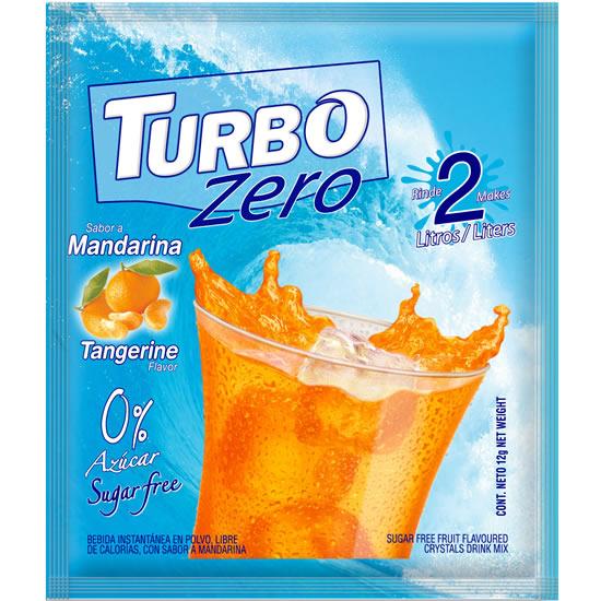 Turbo Zero Mandarina