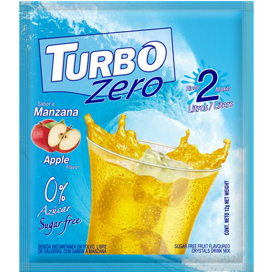 Turbo Zero Manzana