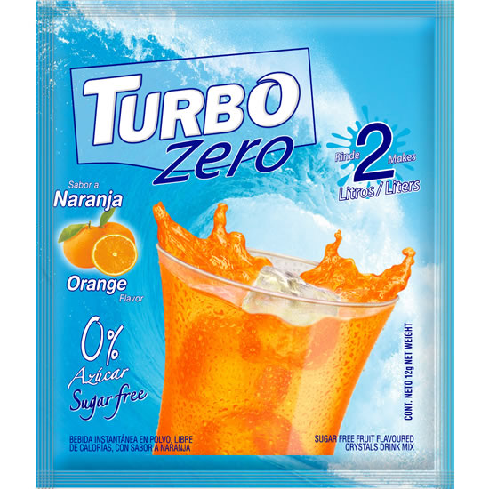 Turbo Zero Naranja