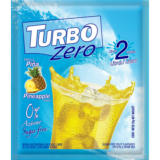 Turbo Zero Piña