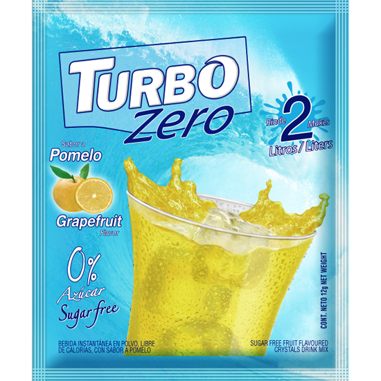 Turbo Zero Pomelo
