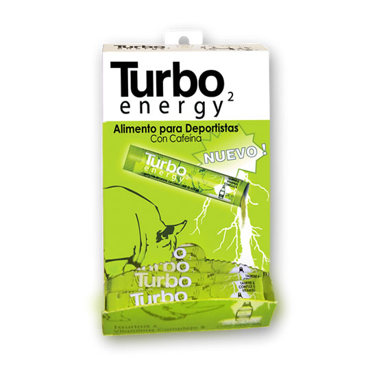 Turbo Energy - Wall Display