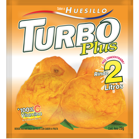 Turbo Plus Huesillo Novafoods