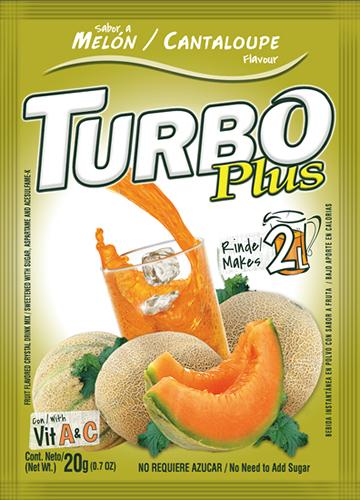 Turbo Plus 20g Melón