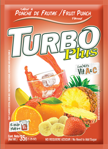 Turbo Plus Fruit Punch