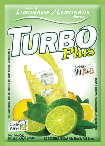 Turbo Plus Limon