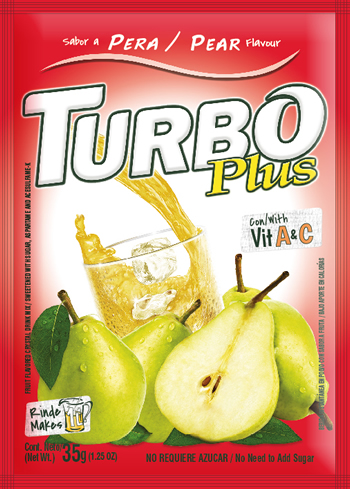 Turbo Plus Pera