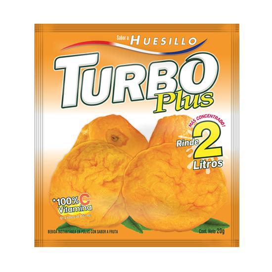 Turbo Plus 20g + Vitamin C