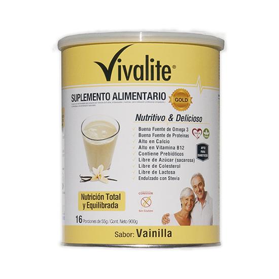 Vivalite Gold Canister 900g