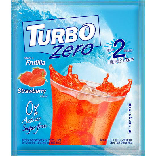 Turbo Zero Frutilla